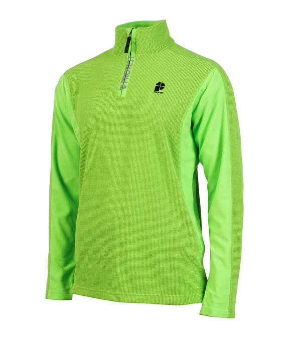 Fleece Protest Health 1/4 Zip Top