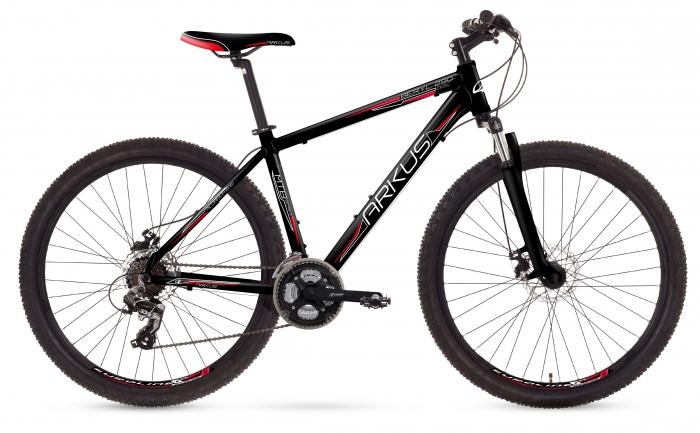 Bicicleta De Munte Arkus Beryl 290 Disc Negru 2016