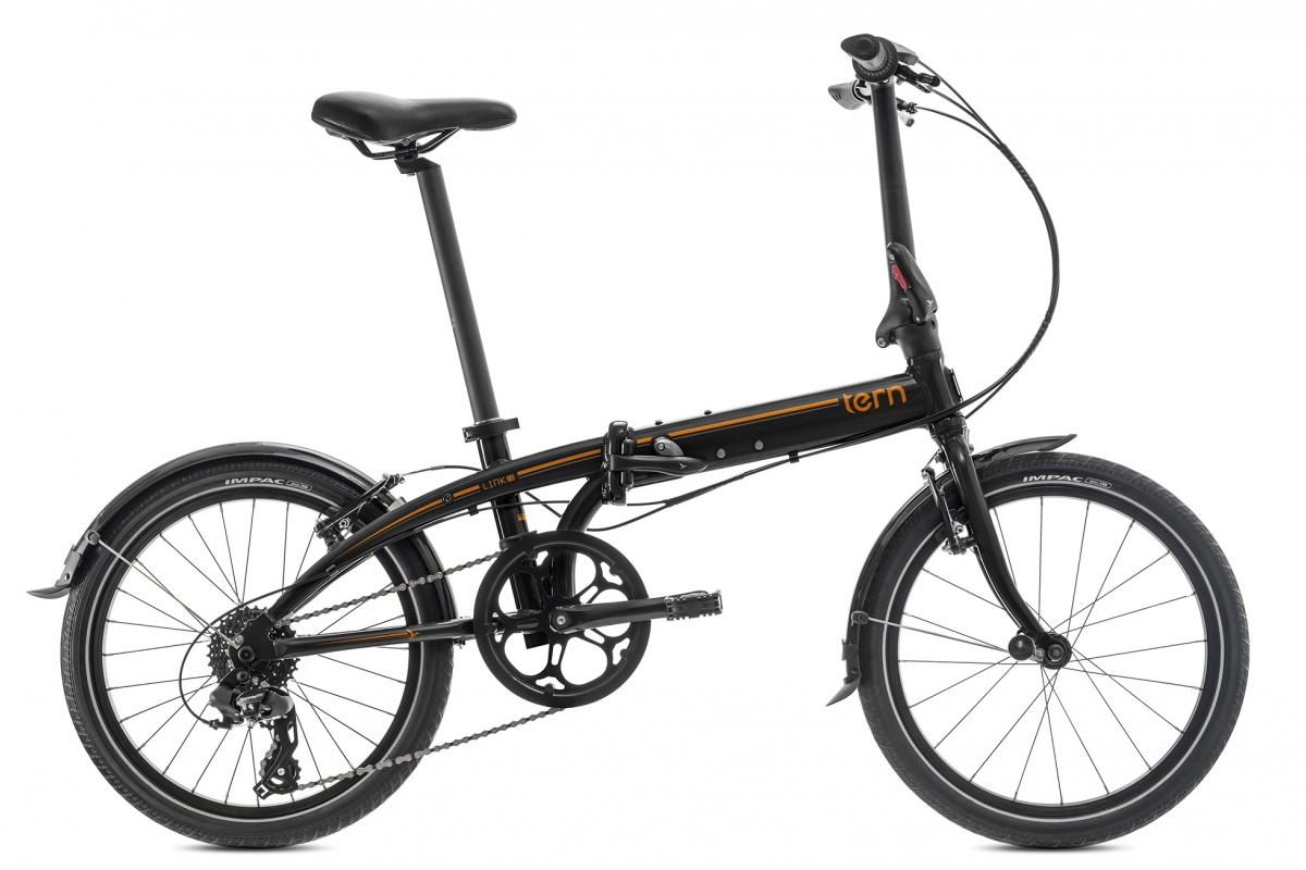 Bicicleta Pliabila Tern Link C8 One Size