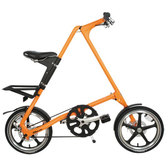 Bicicleta Pliabila Strida Lt 16