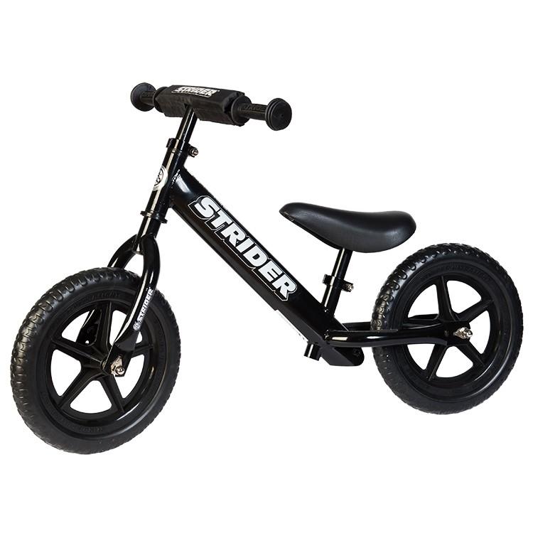 Bicicleta Pentru Copii Strider Sport Negru (fara Pedale)