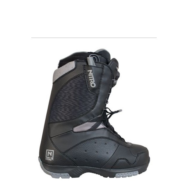 Boots Nitro Crown Tls Black