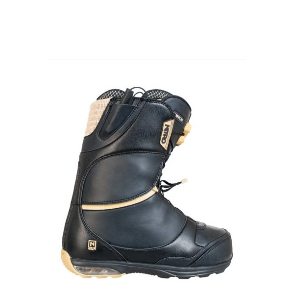 Boots Nitro Faint Tls Black-bone