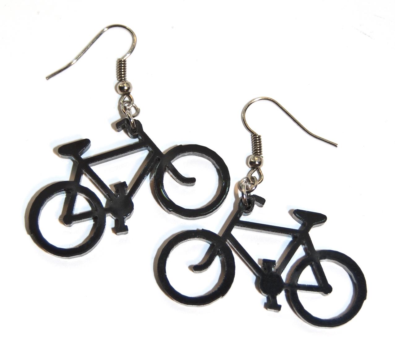 Cercei Bicicleta Cu Cadru