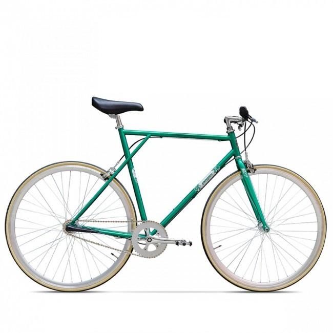 Bicicleta De Oras Pegas Clasic B - 3 Viteze  Verde