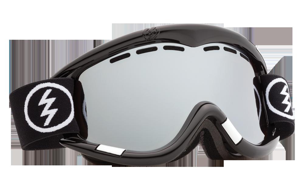 Ochelari Ski Electric Eg1 Gloss Black (bronze/silv