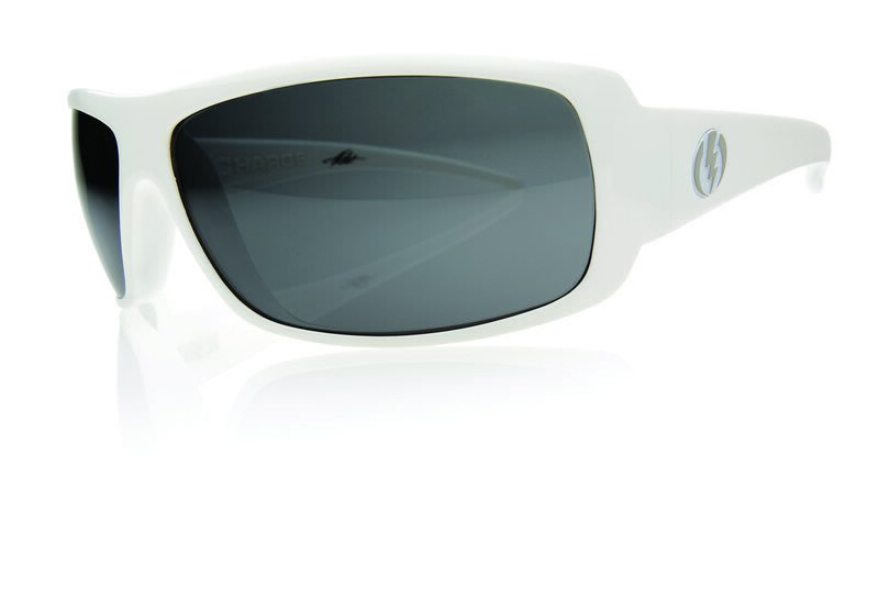 Image of Accesorii (Gloss ELECTRIC Grey) / Ochelari Charge White Soare Electric Ochelari de soare