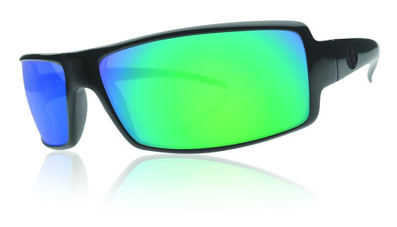 Image of Accesorii / Chrome EC/DC (Matte Grey Ochelari ) ELECTRIC Soare Black Green Electric Ochelari de soare
