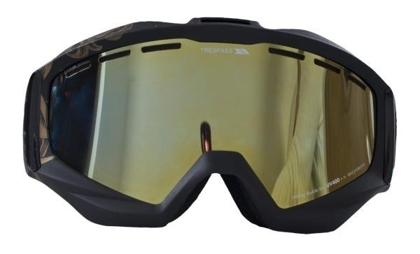 Ochelari Ski Galbeneneye Negru