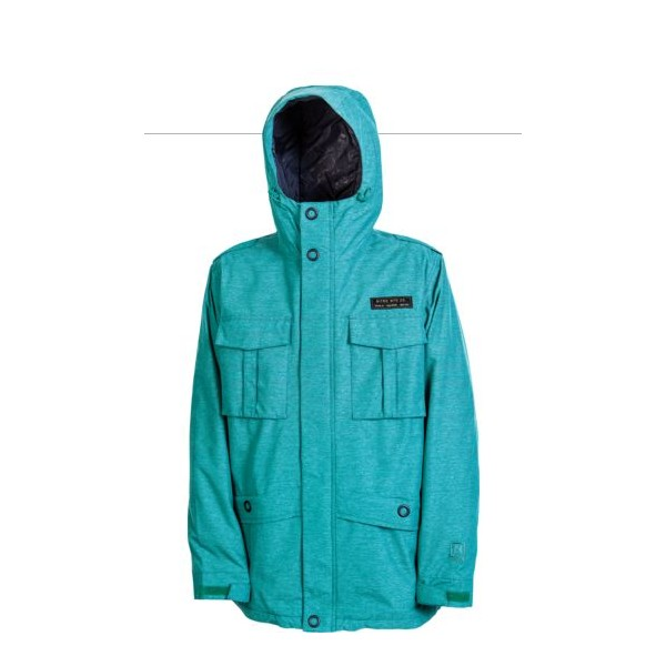 Jacheta Snowboard Nitro M65 Green