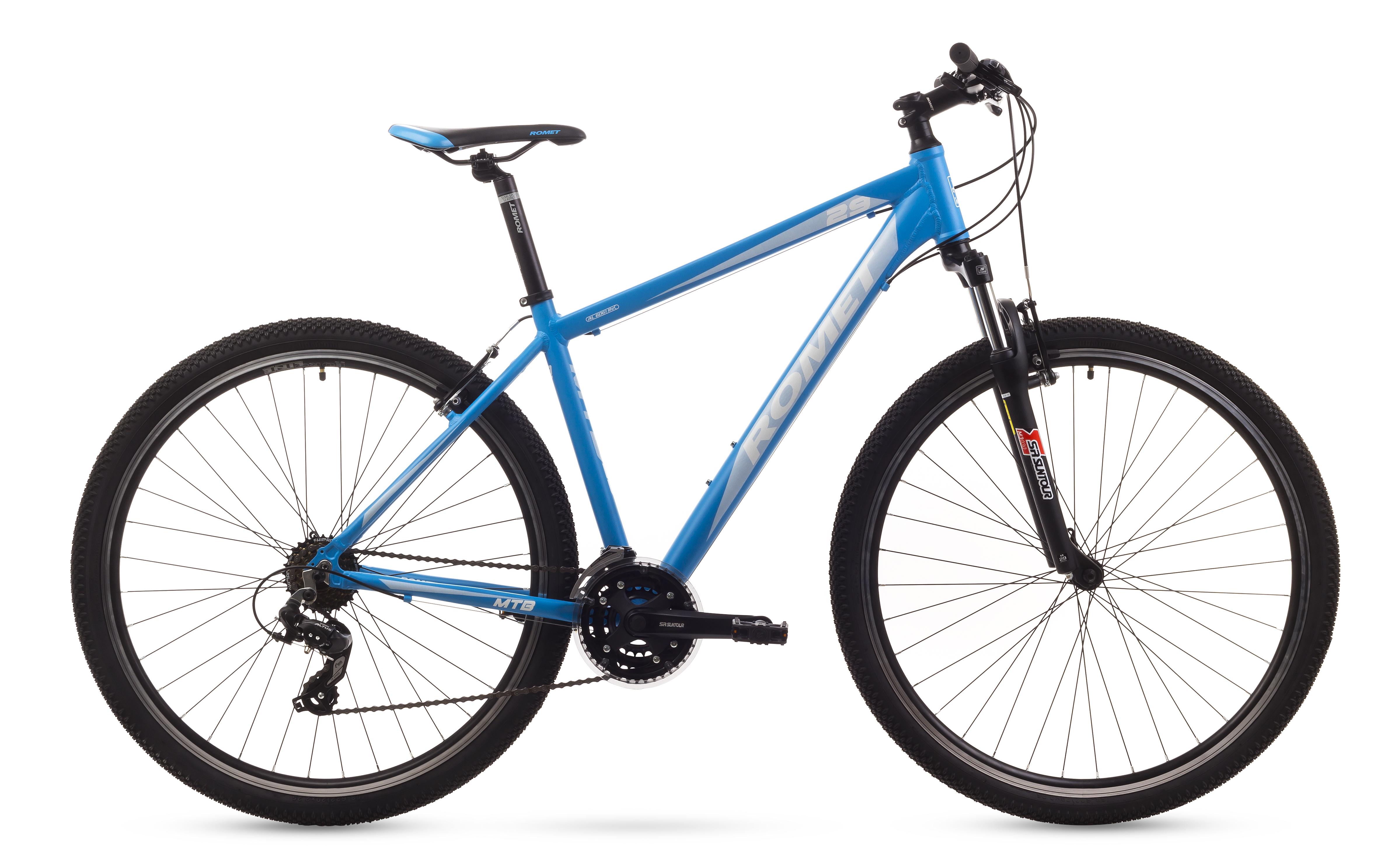 Bicicleta De Munte Romet Rambler 29 1 Albastru 2016