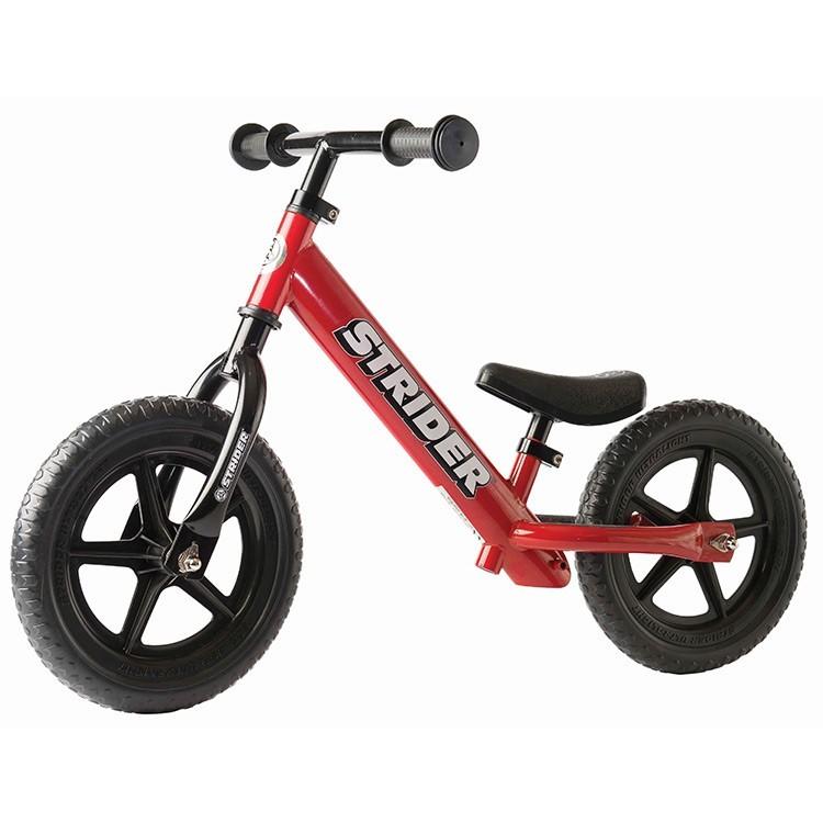 Bicicleta Pentru Copii Strider Clasic Rosu (fara Pedale)