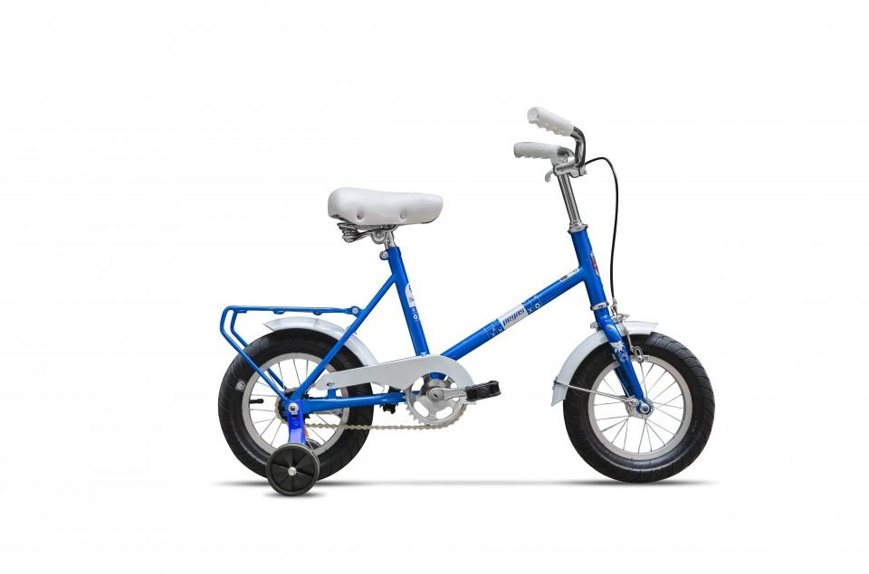 Bicicleta Pentru Copii Soim (12) - 1 Viteza  Albastru Azur