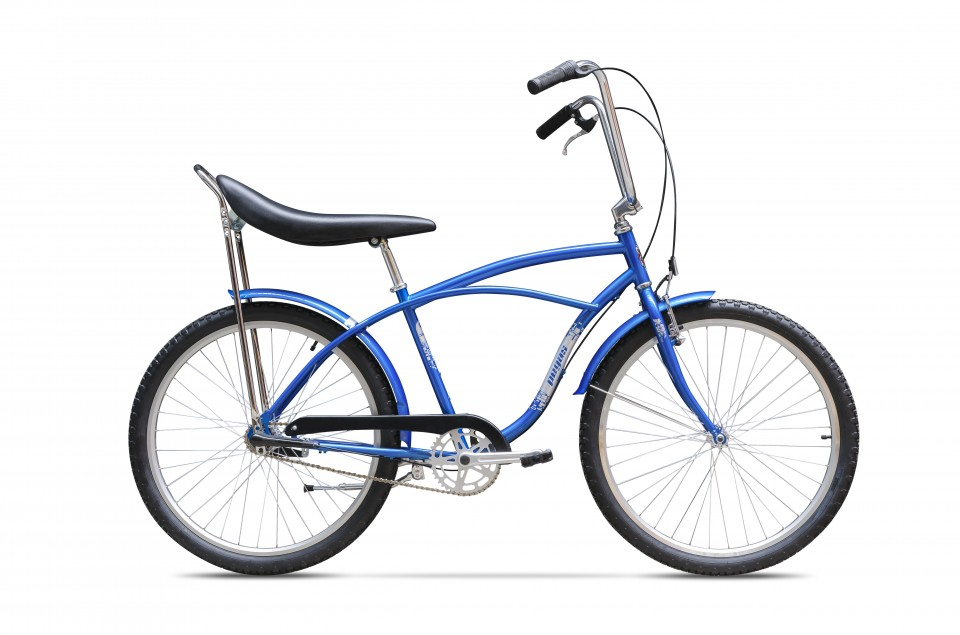 Bicicleta De Oras Pegas Strada 1 - 3 Viteze  Albas