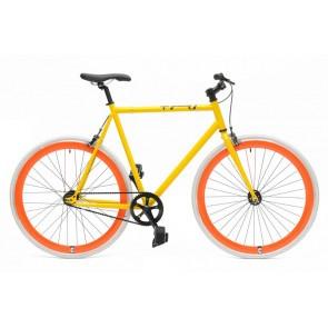 Bicicleta Cheetah Yellow Orange