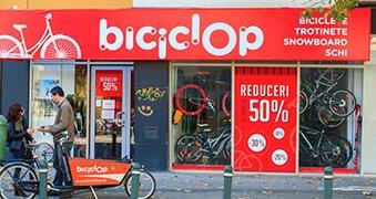 Magazin Biciclop