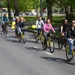 Comunitatea biciclistilor creste, sustinuta de I'Velo