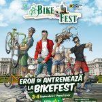 Eroii urbani se reunesc la BikeFest!