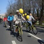 Peste 160.00 de persoane au inchiriat bicicletele I'Velo in 2015