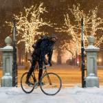 Ghid de pedalat pe vreme rece