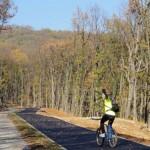 Transalpina de Mamut. Cum arata una dintre cele mai spectaculoase piste de biciclete din Romania