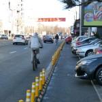 La ce ma astept ca simplu biciclist pe noua banda de biciclete Buzesti-Berzei-Uranus