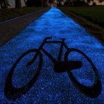 Descopera cea mai stralucitoare pista de biciclete!