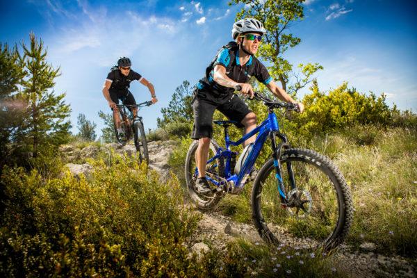 Aventura pe bicicleta cu prietenii - Merida
