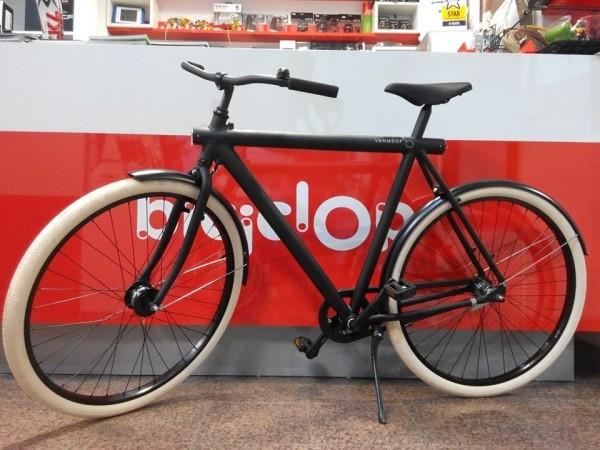 Bicicleta Vanmoof de la Biciclop