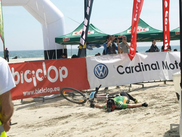 Beach Race XCO - FINISH