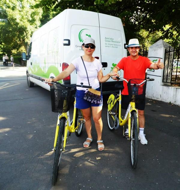 biciclisti I'Velo