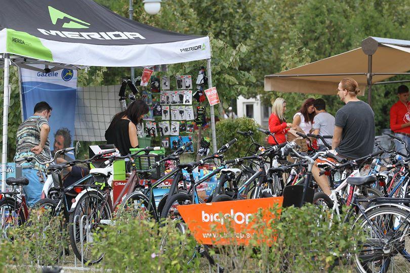 Biciclop la BikeFest