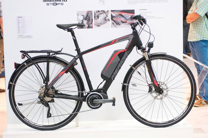 Electric-bike Merida