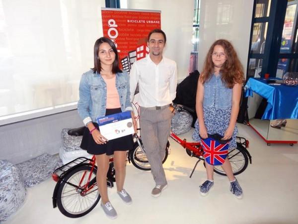 Mirunette - Castigatoarele celor 2 biciclete de la Biciclop