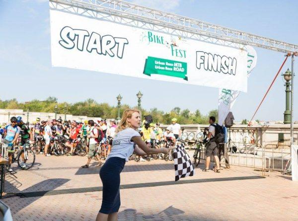 Start BikeFest