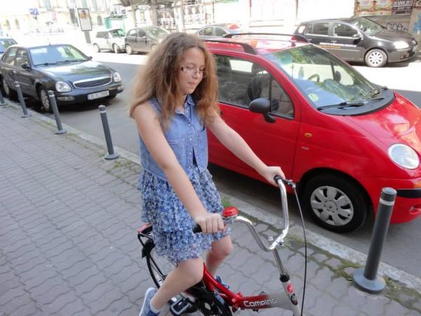Mirunette si Biciclop: premii bicicleta