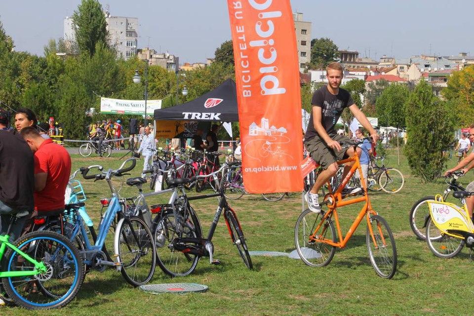 Tall bike Biciclop