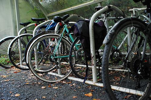 aparatori bicicleta