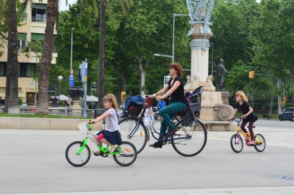 Scaun bicicleta copil