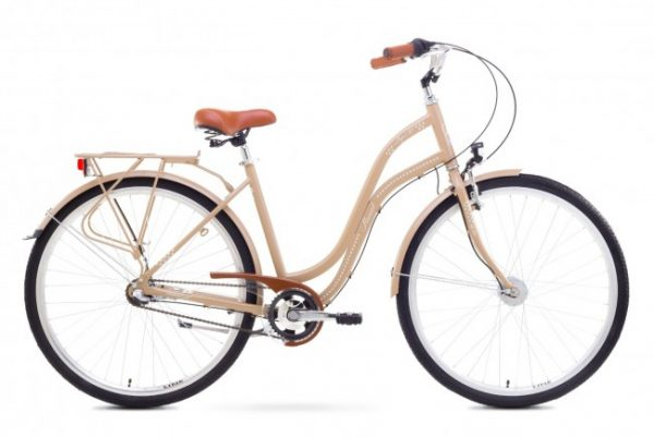 Bicicleta de oras - Romet pop-art-28