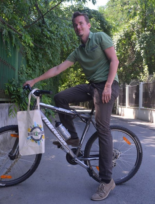 Bike2 Work Merida