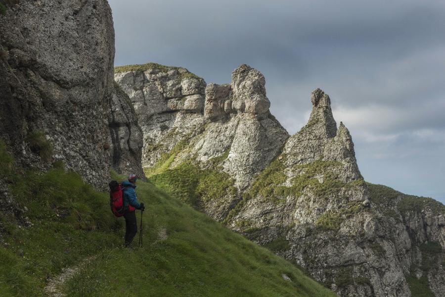 Trasee montane Bucegi Bran Clincea Tiganesti