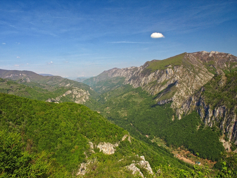 Trasee montane Valea Cernei
