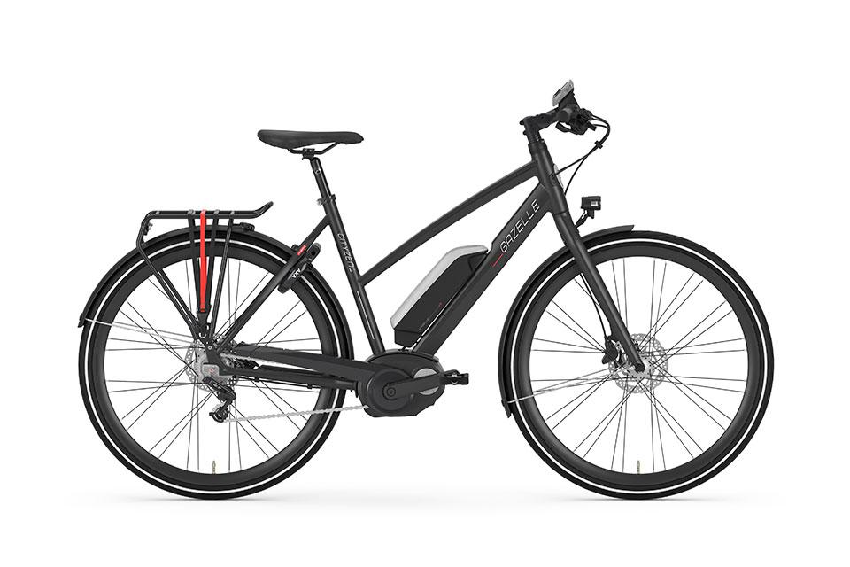 Gazelle CityZen C8 - bicicleta electrica