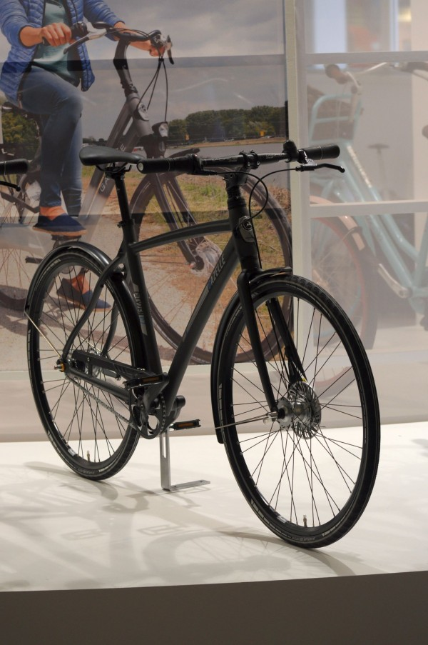 Bicicleta Gazelle Citizen