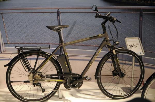 bicicleta electrica Gazelle