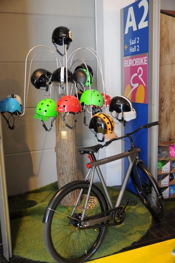 bicicleta electrica Vanmoof