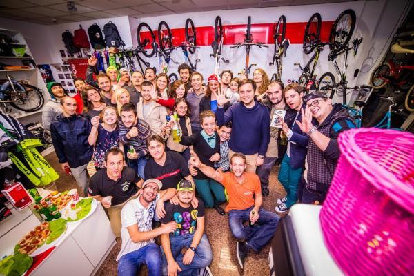 party Biciclop