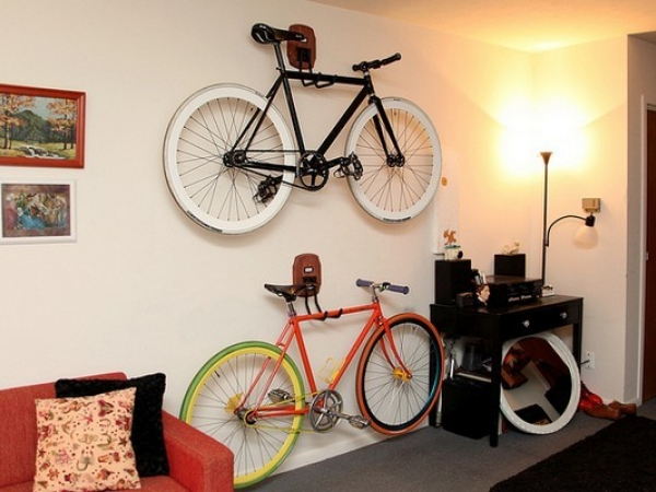 Suport bicicleta pentru casa
