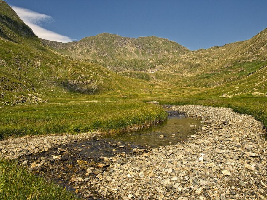 Trasee Montane Fagaras Valea rea